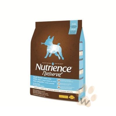 美國Nutrience紐崔斯 Natural成犬六種魚2.5kg 1入
