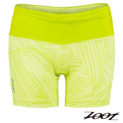 ZOOT 頂級極致 BIO 輕肌能5吋短褲(女)(檸檬黃) Z1504009
