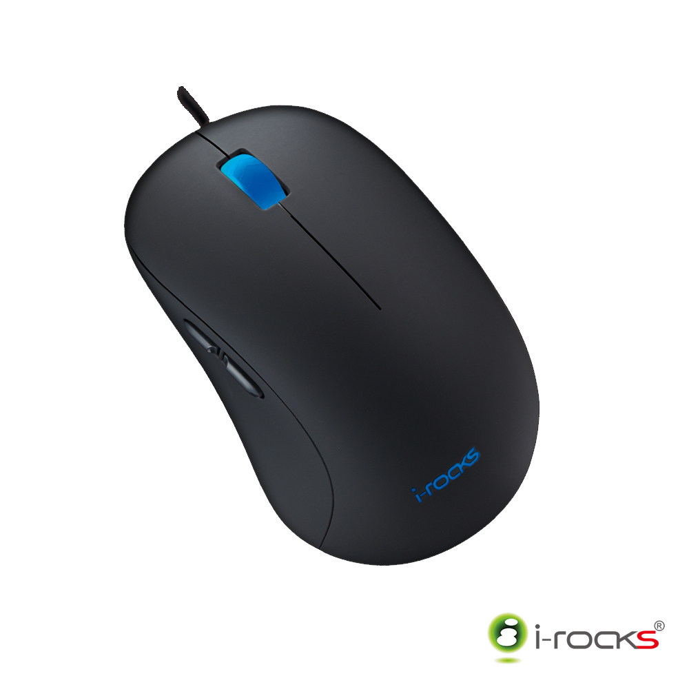 i-Rocks M06 光學電競滑鼠 多彩炫光RGB