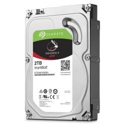 Seagate哪嘶狼IronWolf 2TB 3.5吋 NAS專用硬碟