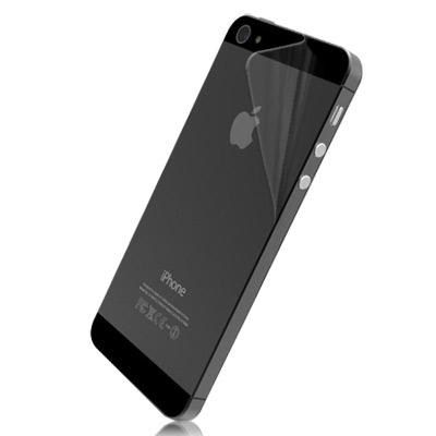 IPHONE 5/5S/SE 超透超顯影機身背膜(2入)