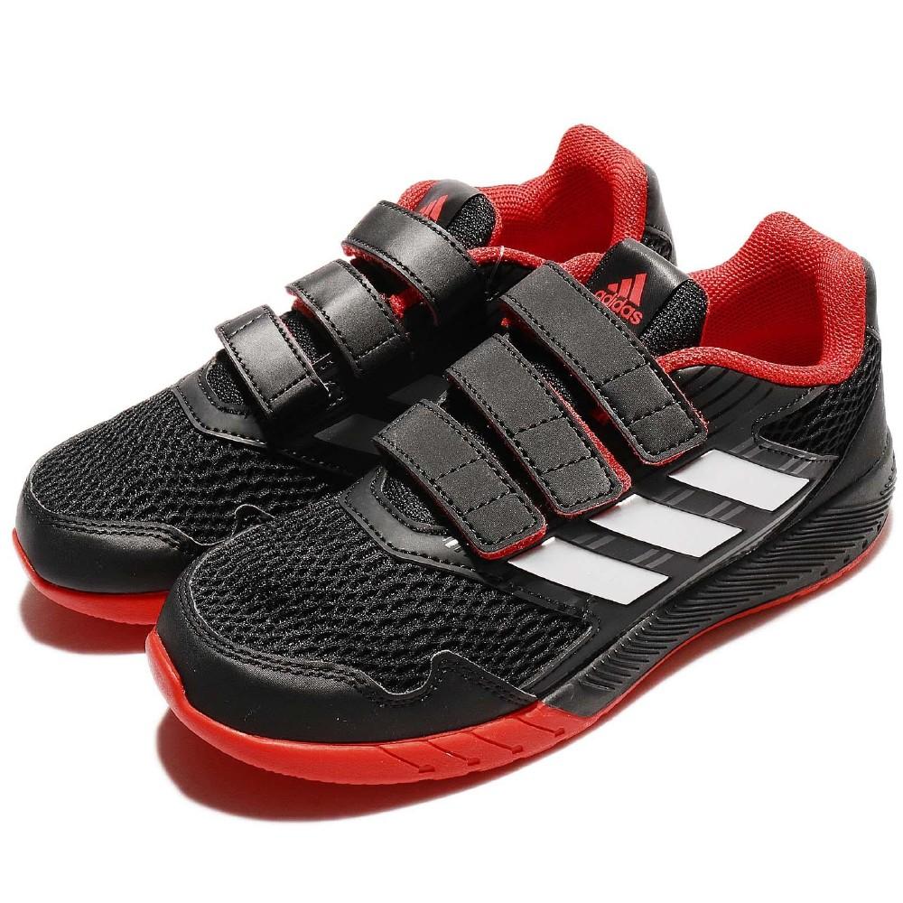 adidas慢跑鞋AltaRun CF童鞋