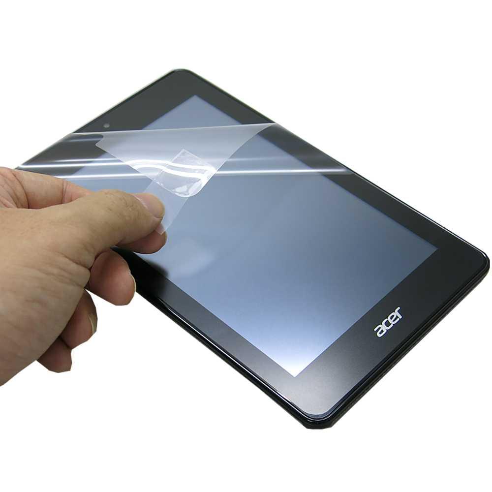 EZstick ACER Iconia One7 B1-730HD平板亮面防藍光螢幕貼 @ Y!購物