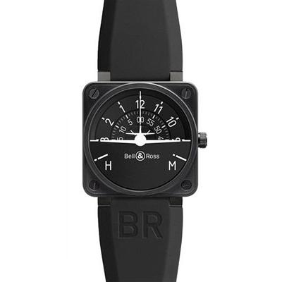 Bell&Ross-航空系列 BR0192-TURNCO/SRU 自動機械腕表-46mm