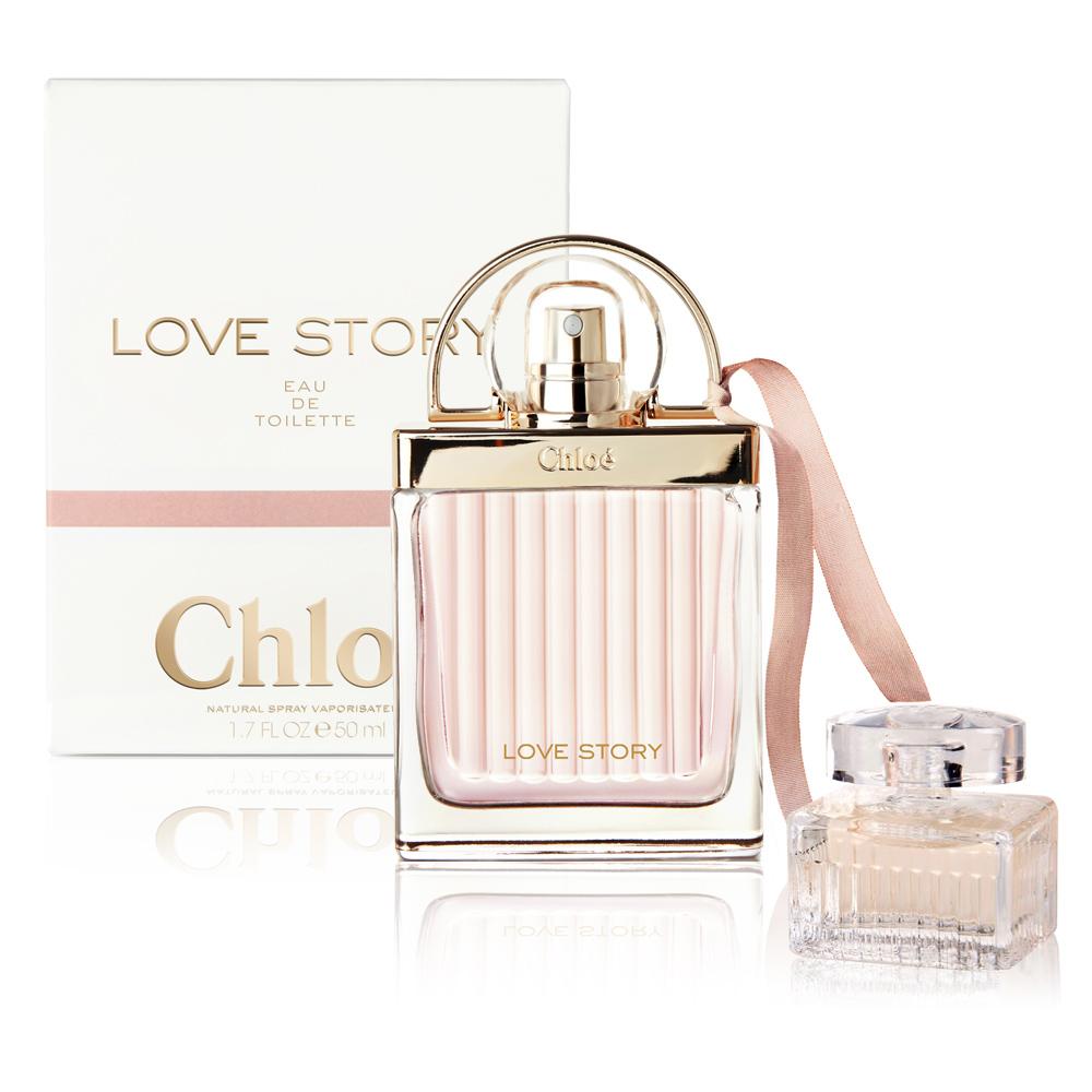 Chloe Love Story 晨曦淡香水30ml(贈Chloe同名小香5ml)