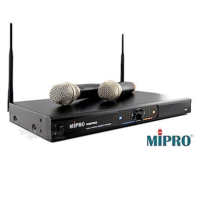 MIPRO R8-PRO UHF嘉強電子無線麥克風