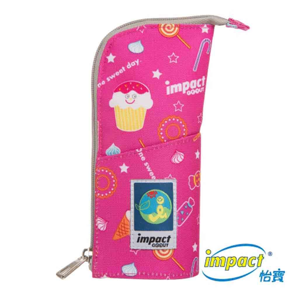 IMPACT 怡寶冰淇淋天堂筆袋-粉紅IM00053PK