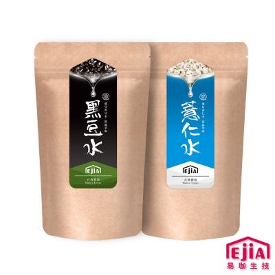 易珈纖Q薏仁水+黑豆水(2g*30入/2包)