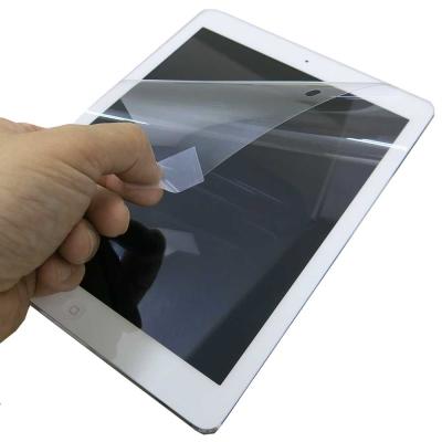 APPLE IPad Air IPad5靜電式平板LCD螢幕貼(送機身貼)