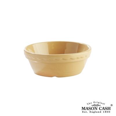 MASON 浮雕陶瓷烤派盤12CM(黃)-8H