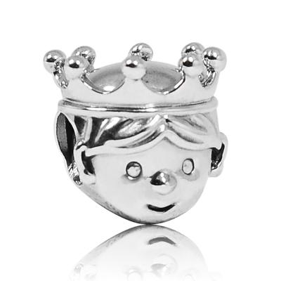 Pandora 潘朵拉 可愛小王子 純銀墜飾 串珠