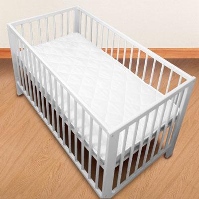 WallyFun 保潔墊 - 嬰兒床用保潔墊2入組 (120X60CM)