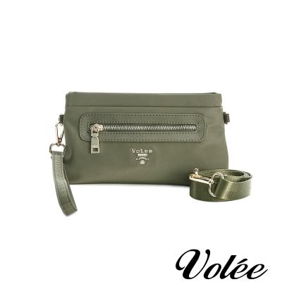 Volee飛行包 -  輕旅行三用手拿包 - 澳大利亞綠