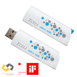 原價399)TCELL 冠元-USB3.0 32GB Hide & Se