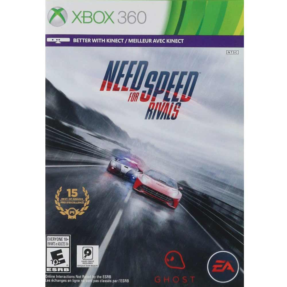 極速快感:生存競速Need for Speed-XBOX360中英日文美版