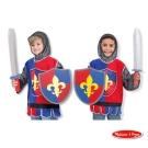 限時特價! 美國瑪莉莎 Melissa & Doug 角色扮演 - 騎士服遊戲組