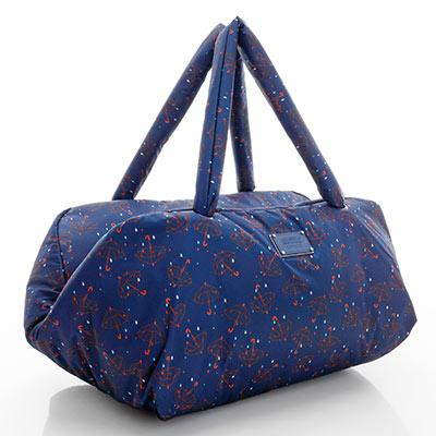 VOVAROVA空氣包-週末旅行袋-星光傘傘-藍