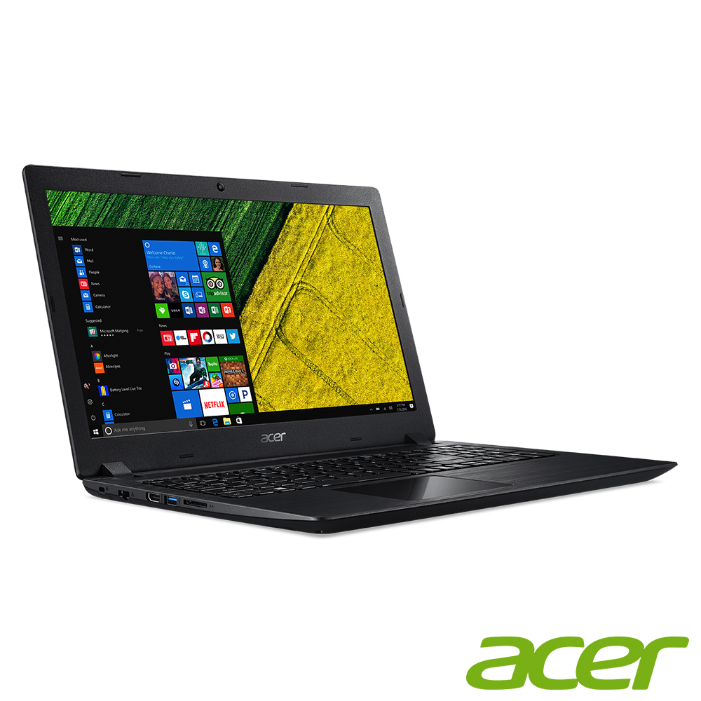 acer A315-53G 15.6吋筆電(i5-8250U/4G/1TB/黑