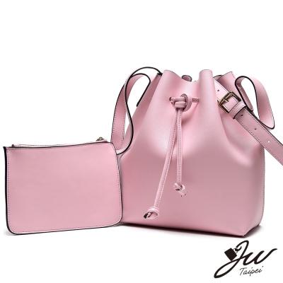 JW-水桶包-真皮夢想金斯頓抽繩束口水桶包-小版