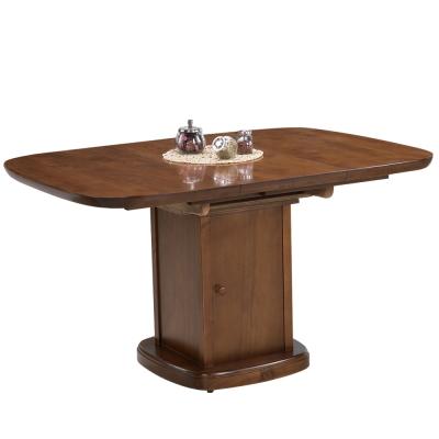 AT HOME-南平柚木方型摺桌