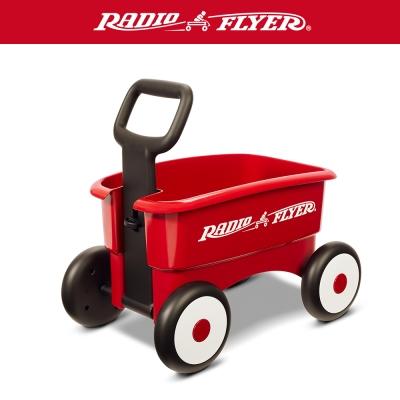 美國RadioFlyer拋物線二合一輕量拖車#607型