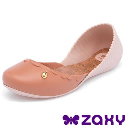 Zaxy 巴西-女 杯子蛋糕休閒娃娃鞋 (焦糖牛奶)