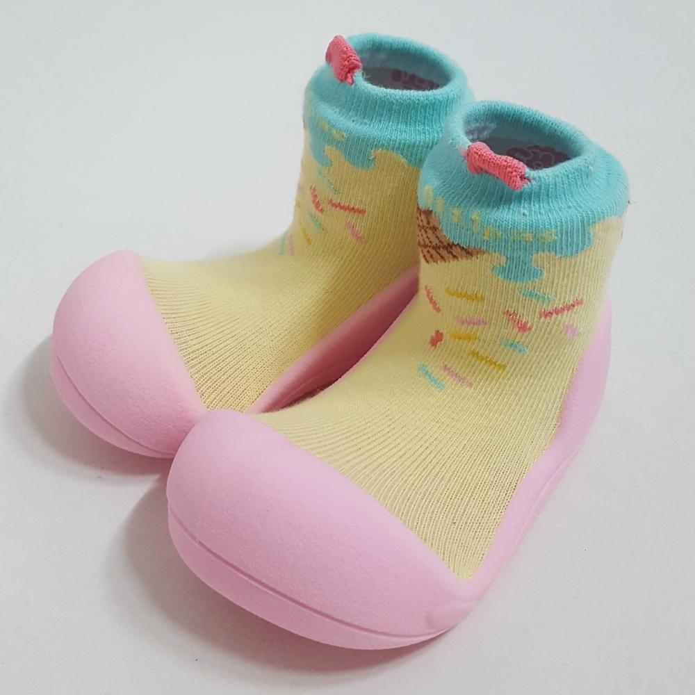 韓國Attipas 快樂學步鞋A18IP-冰淇淋甜心