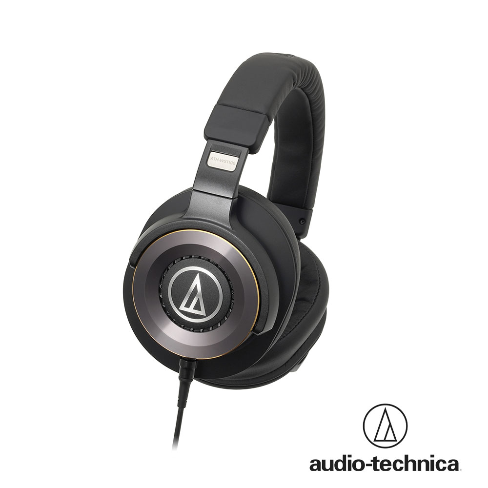 鐵三角 ATH-WS1100 SOLID BASS重低音頭戴型耳罩式耳機 @ Y!購物