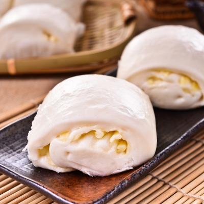 飛牛牧場 特濃乳酪饅頭 2包 (390g/包)