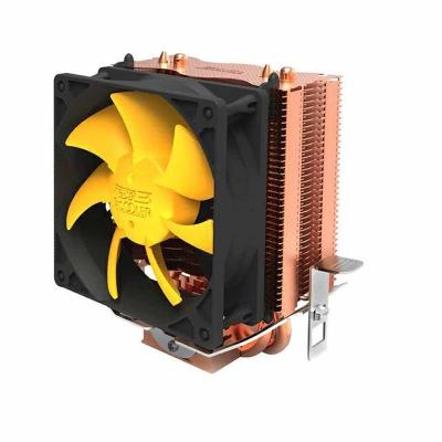 散熱器 超頻3 S83 黃海 mini 靜音版