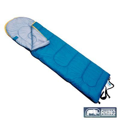【RHINO 犀牛】保暖輕巧小睡袋(隨機色)
