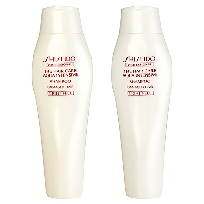 SHISEIDO資生堂 柔潤修護洗髮乳(輕潤型)250ml(2入)
