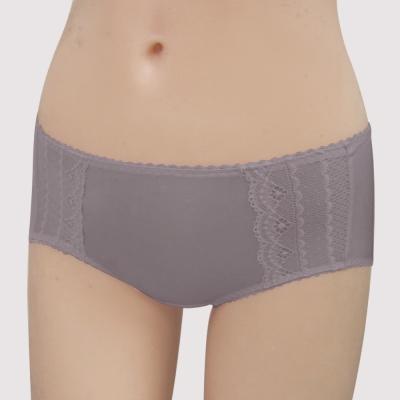 瑪登瑪朵 15AW無敵美G  低腰平口萊克內褲(華貴紫)