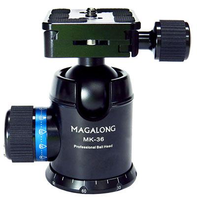 MAGALONG-MK-36專業球型阻尼雲台-公司貨