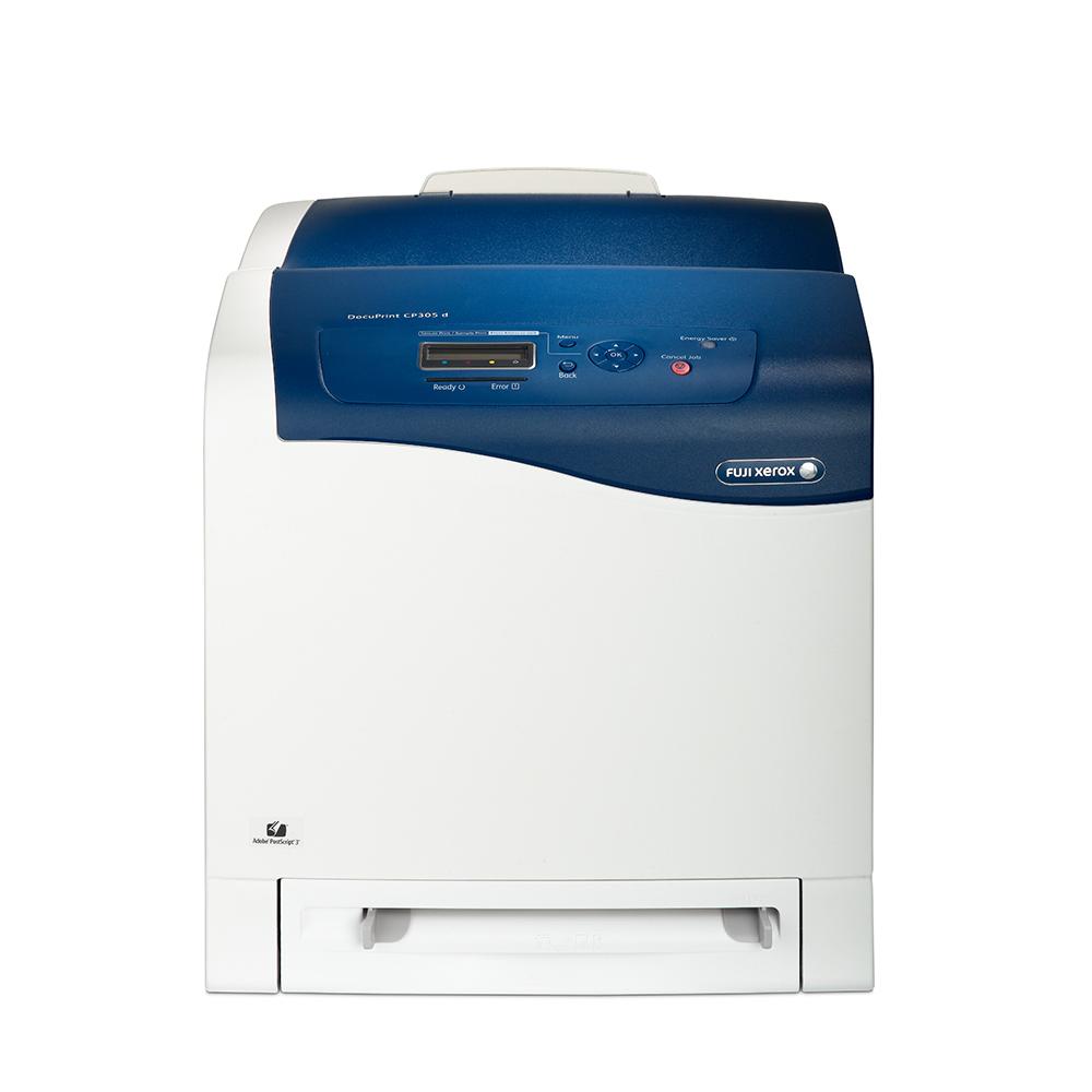 FujiXerox DocuPrint CP305d A4 彩色雷射印表機