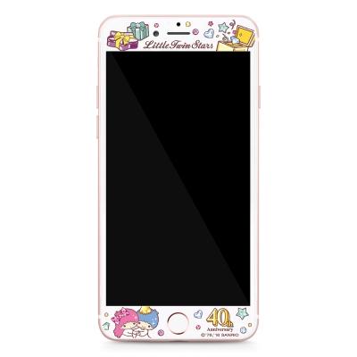 GARMMA KiKiLaLa iPhone 6/6S+ 5.5吋鋼化玻璃膜-華麗寶石
