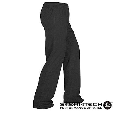 【加拿大STORMTECH】SFP-1 抗潑水內刷毛休閒運動褲-男-黑