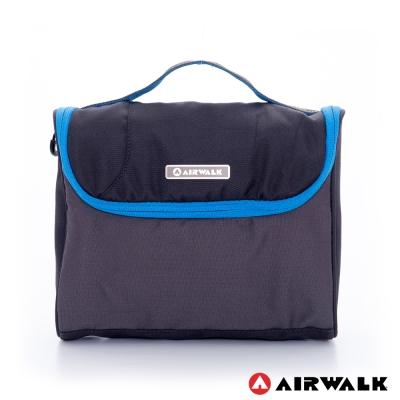 AIRWALK-灰色地帶-走跳系列多功能手提包-小巧灰