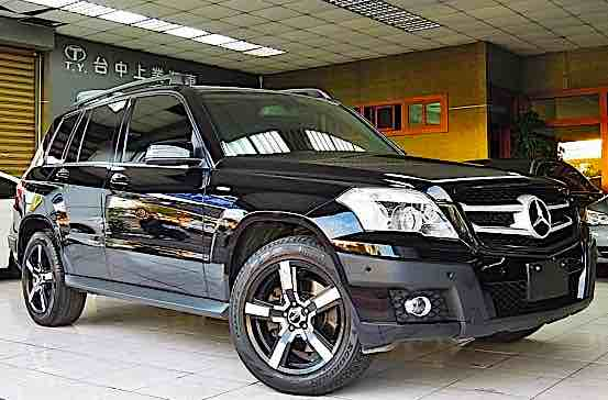 GLK220 CDI 4MATIC BlueEFFICI柴油