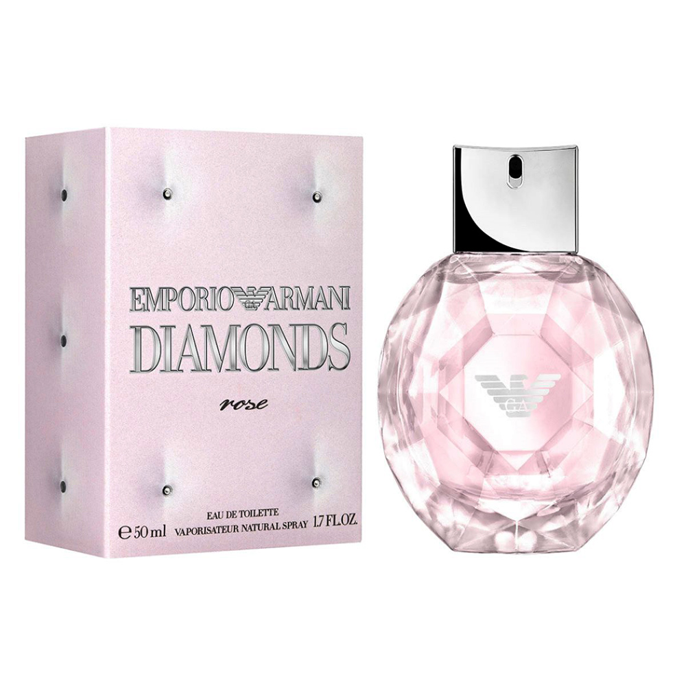 Emporio Armani Diamonds Rose 鑽石玫瑰女性淡香水 50ml