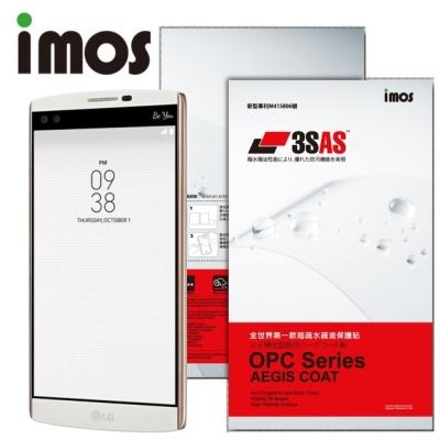 iMOS LG V10 3SAS 螢幕保護貼