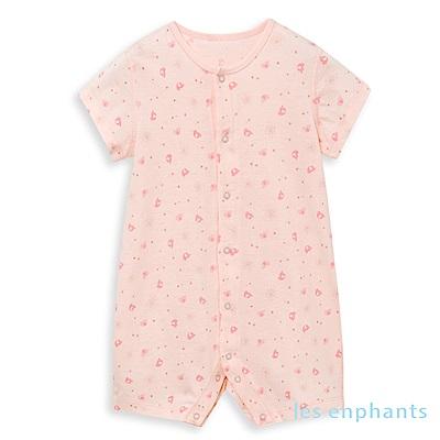 les enphants 嬰幼兒短袖遊戲褲 (2色可選)
