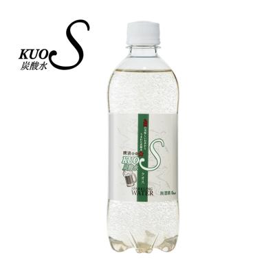 KUOS酷氏 啤酒風味氣泡水(500mlx24瓶)