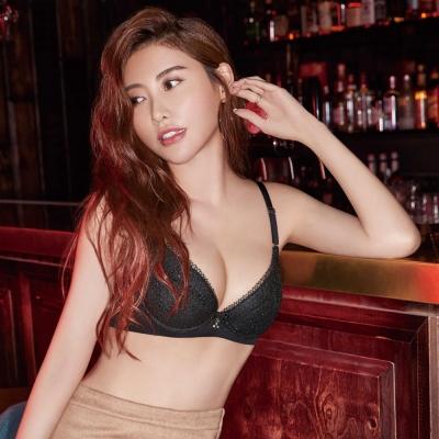 瑪登瑪朵 La Pretti 內衣  B-E罩杯(黑)
