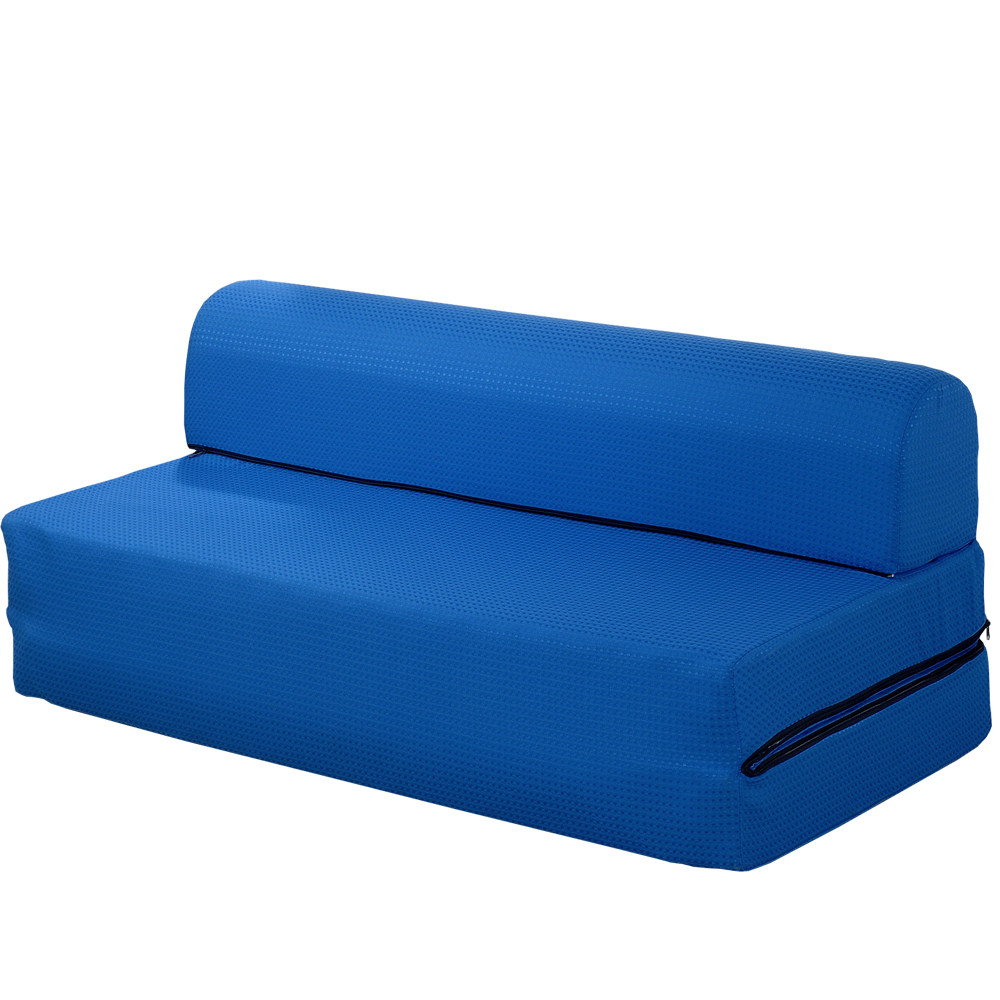 戀香 折疊式彈簧沙發床-雙人5尺(三色可選)