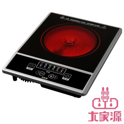 大家源微晶按鍵式電陶爐 TCY-3911