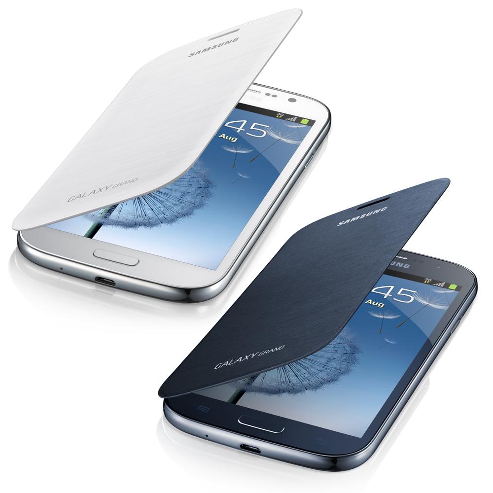 Samsung GALAXY Grand Duos 9082原廠側翻式皮套