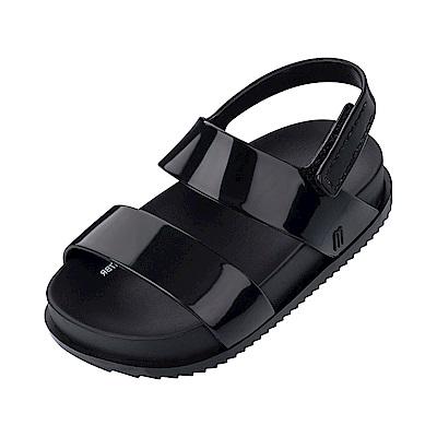 MINI MELISSA 果凍休閒童鞋-黑色