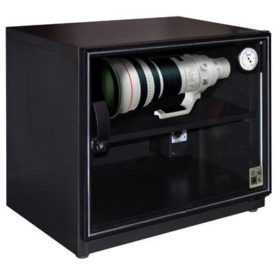 收藏家 80公升電子防潮箱 AW-80