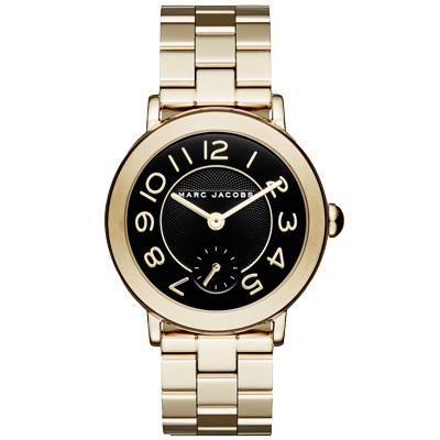 MARC JACOBS  德列斯語言時尚簡約腕錶-MJ3512/35mm